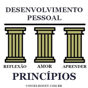Princípios do desenvolvimento Pessoal