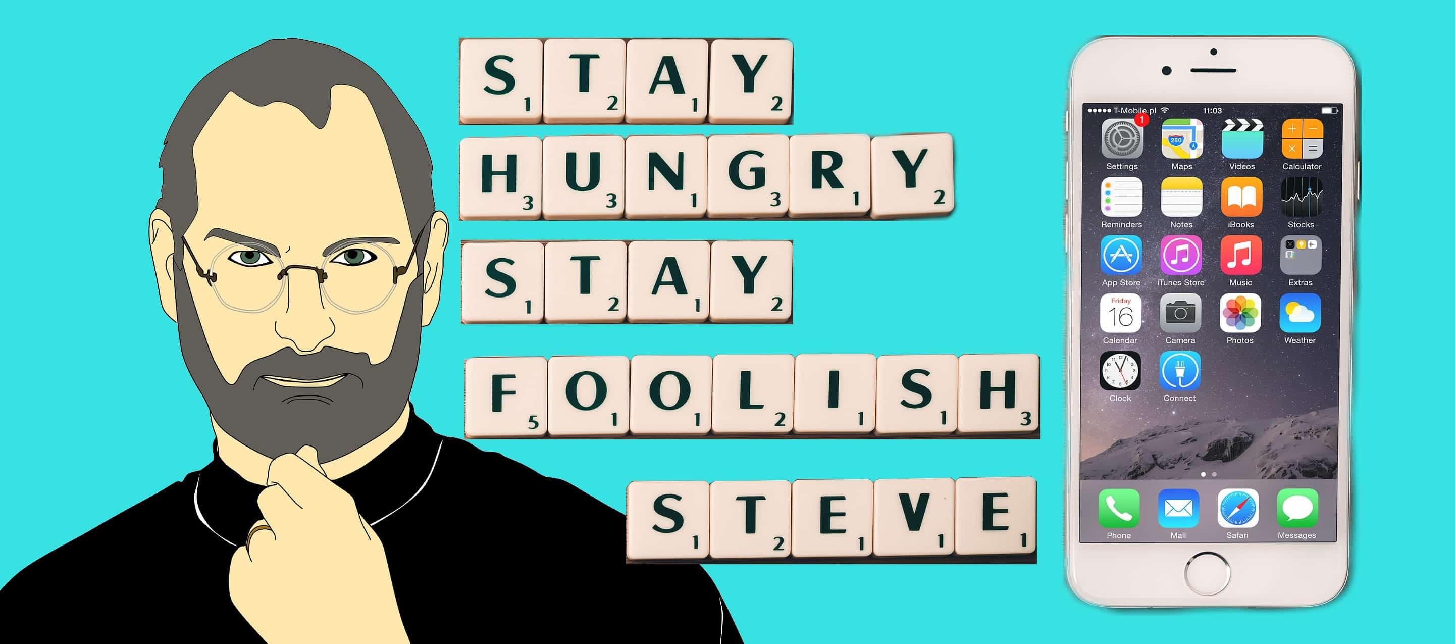 Lições práticas de liderança de Steve Jobs